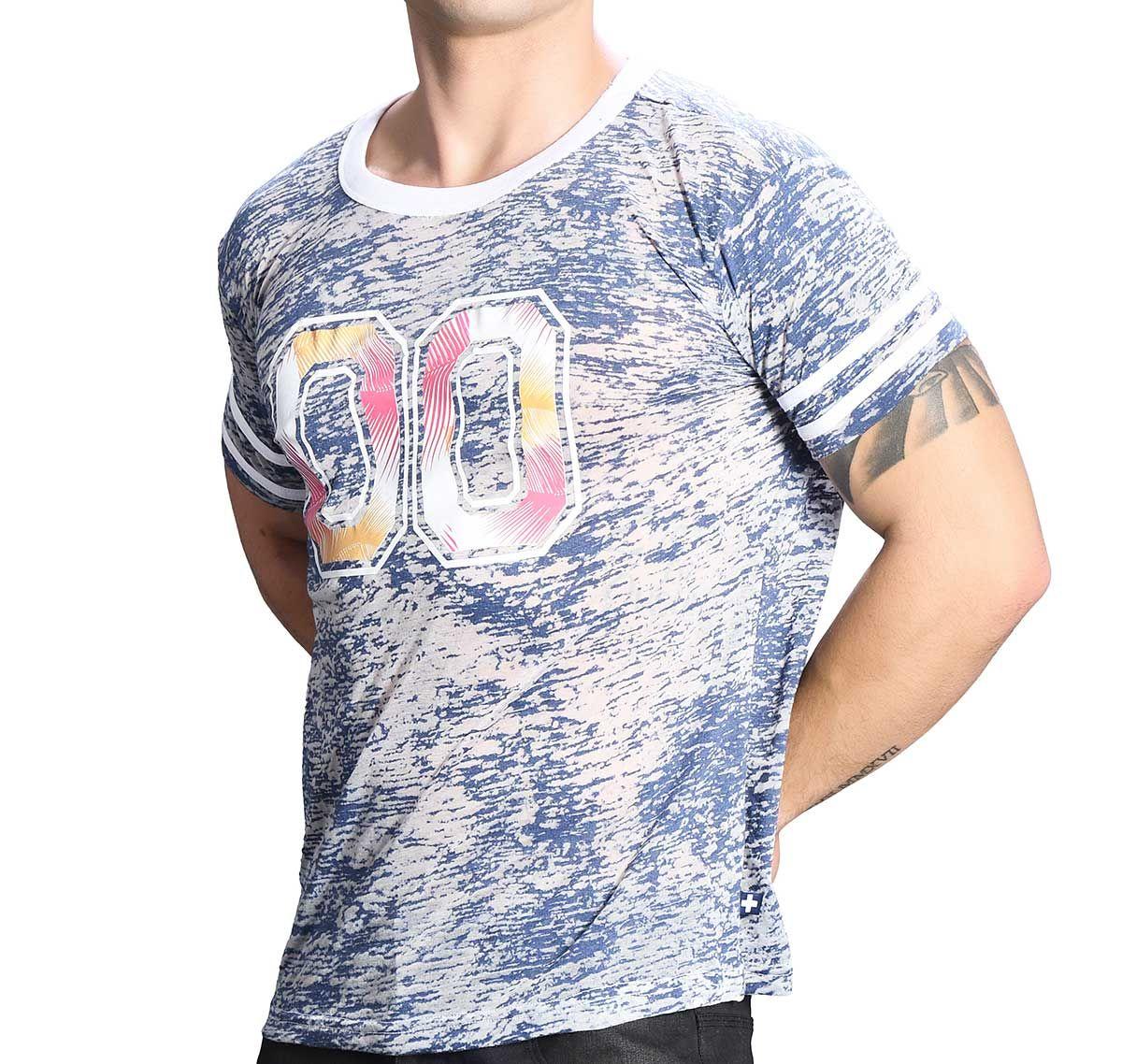 Andrew Christian T-Shirt SUMMER TEE 10269, navy