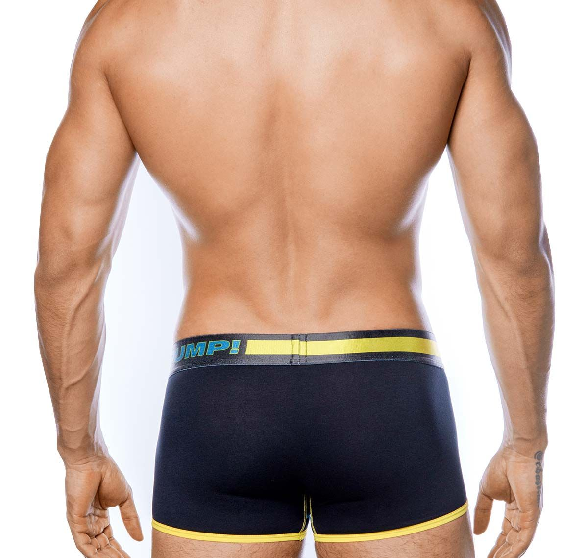 PUMP! Boxershorts PLAY YELLOW BOXER 11094, gelb