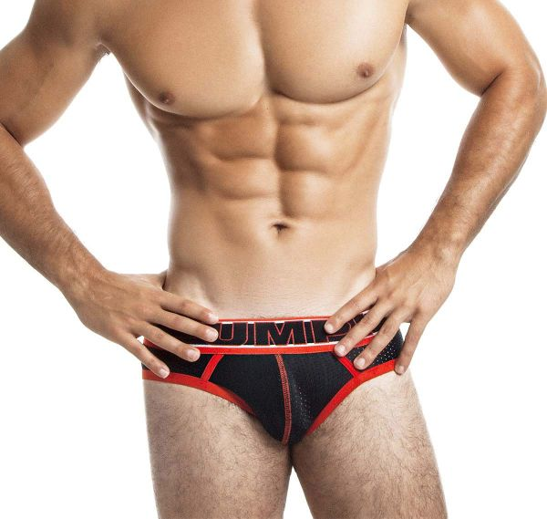 Pump! Slip UPPERCUT BRIEF 12034, schwarz