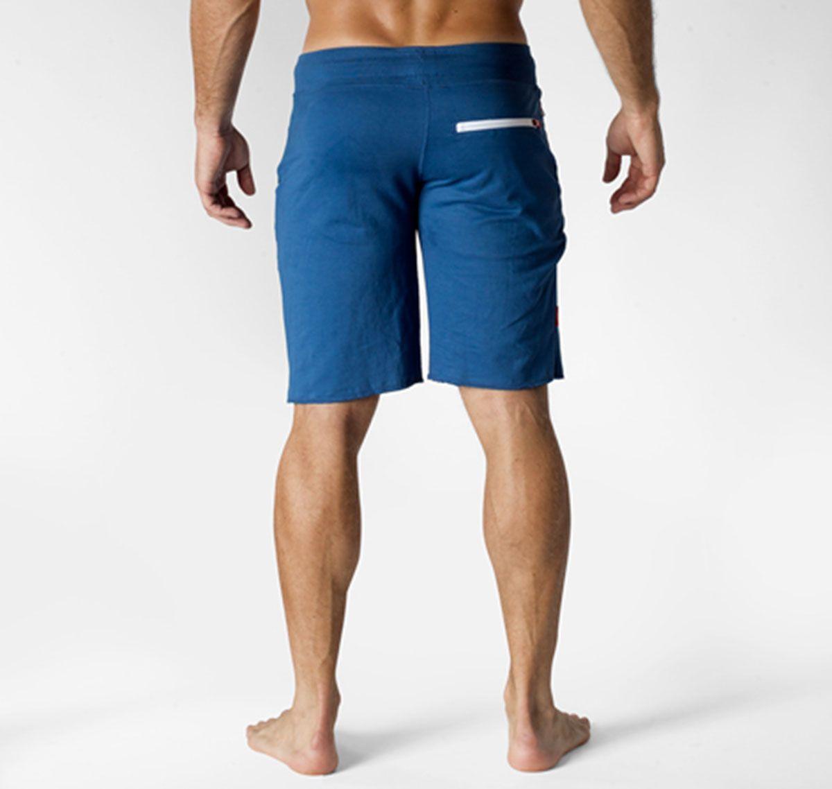 aussieBum kurze Sporthose ATHLETIC GYMSHORT, blau
