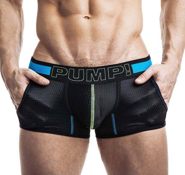 Pump! Boxershorts SONIC JOGGER 11048, schwarz