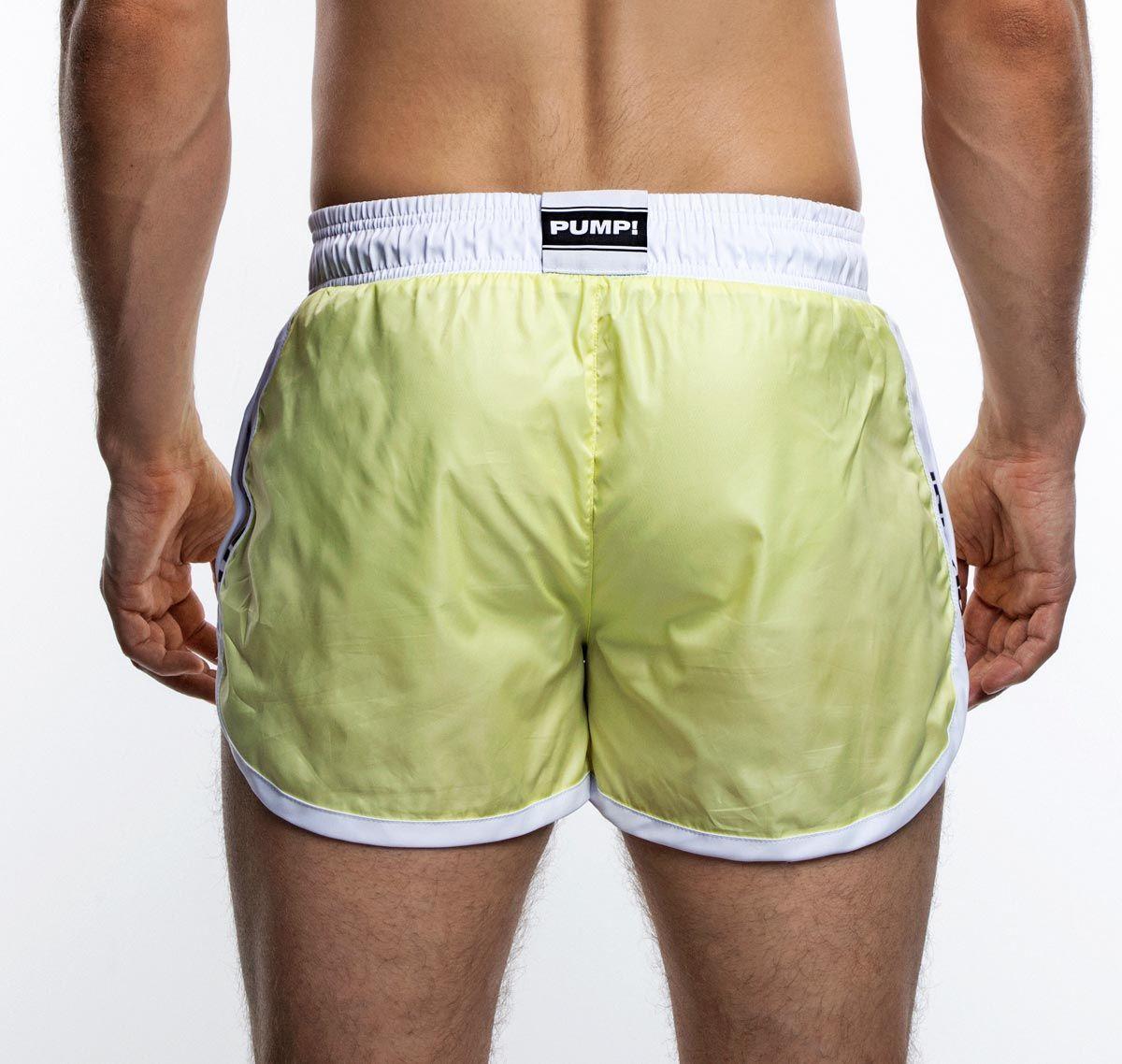 PUMP! Pantaloncini LIME WATERSHORT, verde
