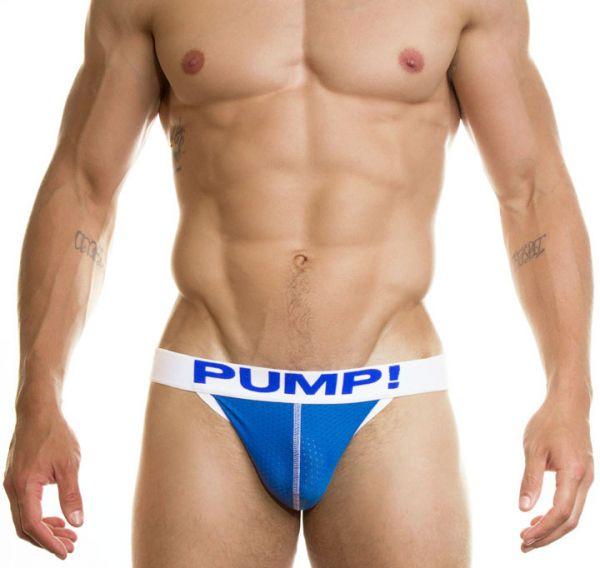 Pump! Jock NEON FUEL, blau