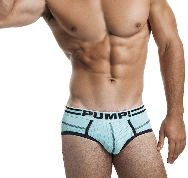Pump! Slip AGUA MARINA BRIEF 12041, aqua