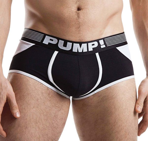 Pump! Jockstrap ACCESS TRUNK 15032, schwarz
