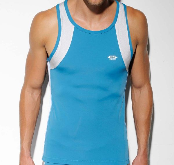 ES Collection SILVER RUNNING TANK TOP SP099, cobaltblau