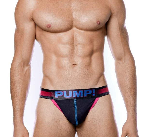 PUMP! Herrenslip PLAY FUCHSIA SIDECUT BRIEF 12056, fuchsia