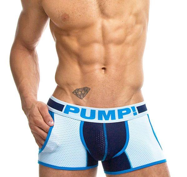 Pump! Boxershorts TRUE BLUE JOGGER 11054, blau
