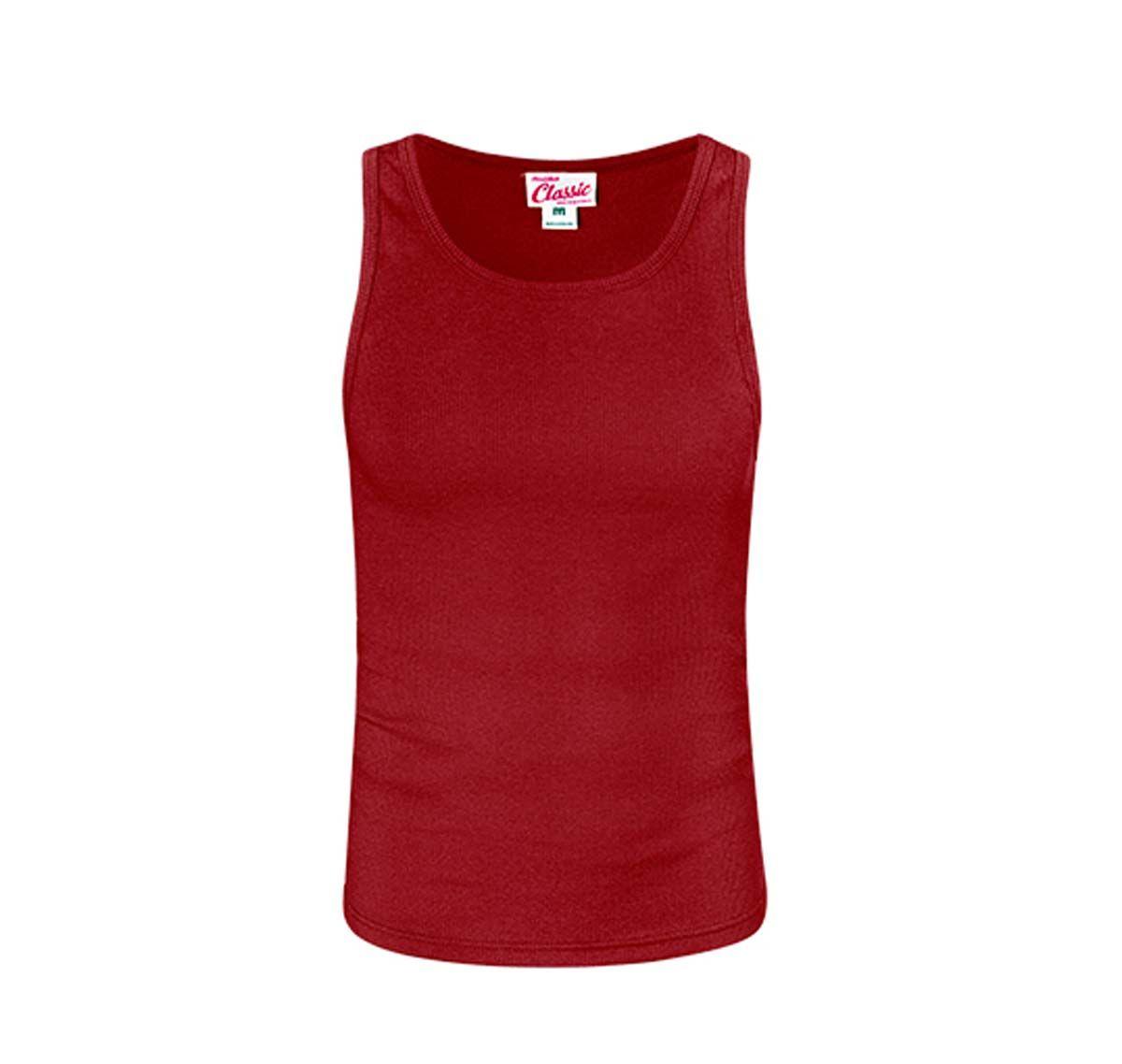 aussieBum Sportshirt CLASSIC, rot