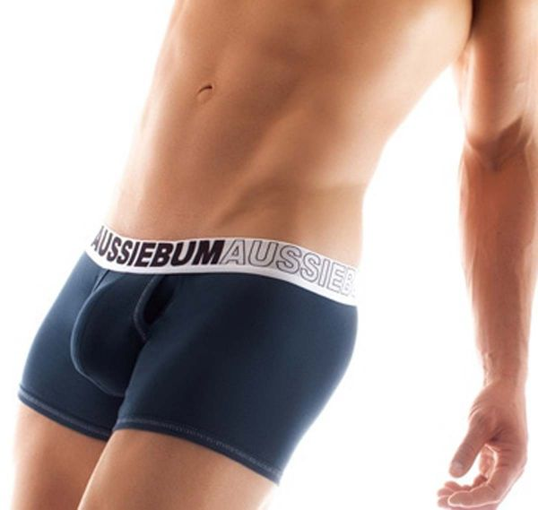 aussieBum Boxer EnlargeIT, navy