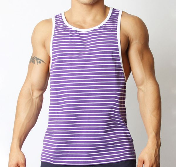 TIMOTEO Tank Top SOUTH BEACH TANK purple