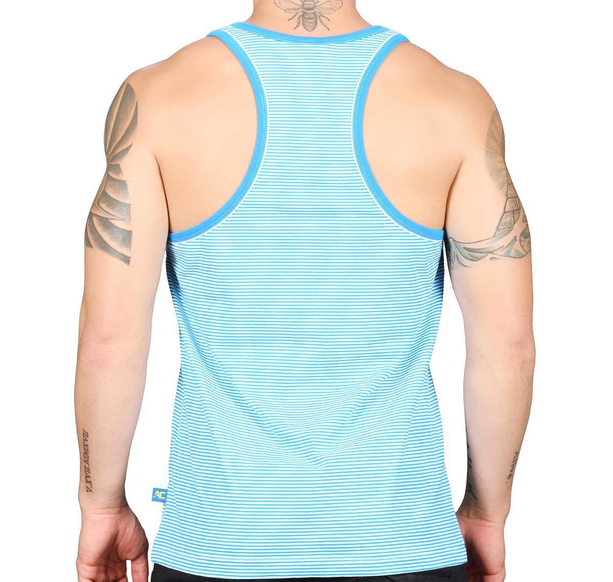 Andrew Christian Camiseta de tirantes FLAMINGO TANK 2704, azul