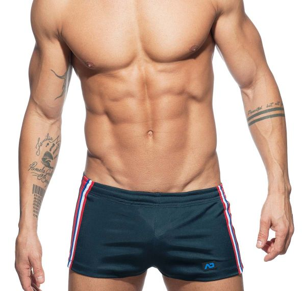 Addicted kurze Sporthose COUNTRIES SHORT AD724, navy