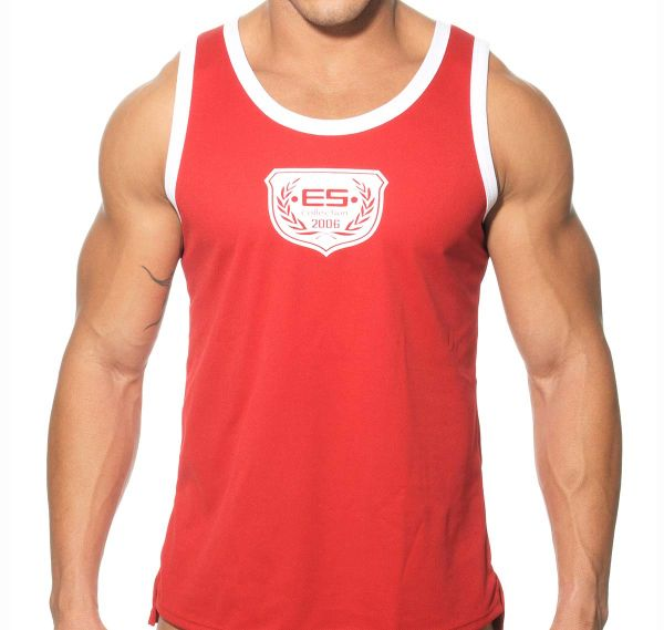ES Collection TRAINING TOP LAUREL 300, rot