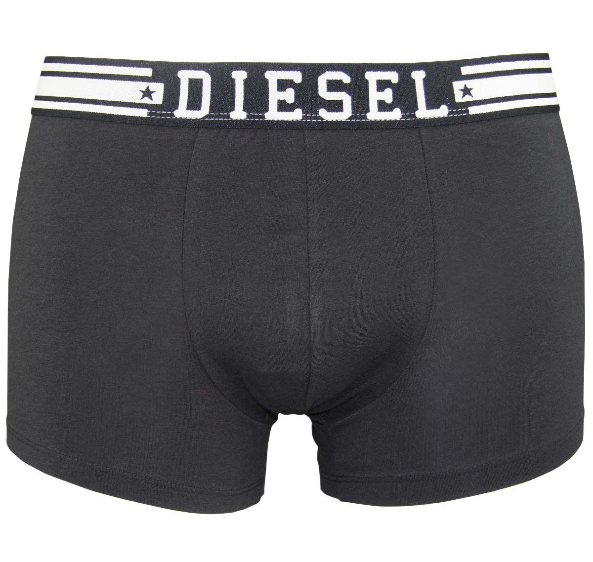 Diesel Confezione da 3 Boxer D6015-01 SHAWN BOXER 00SAB2-0LAHY-01, nero/bianco/rosso