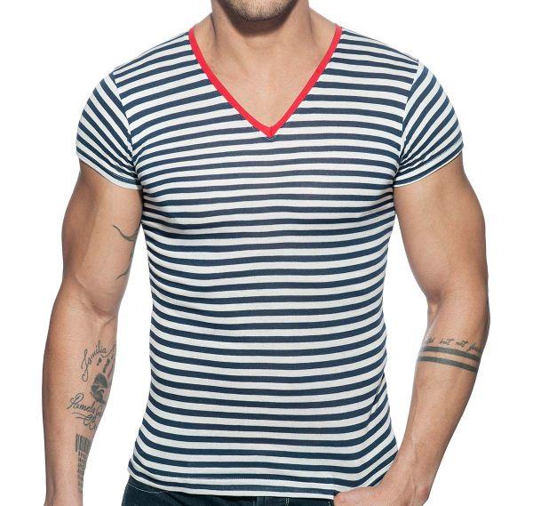 Addicted T-Shirt ADDICTED SAILOR T-SHIRT AD587, rot