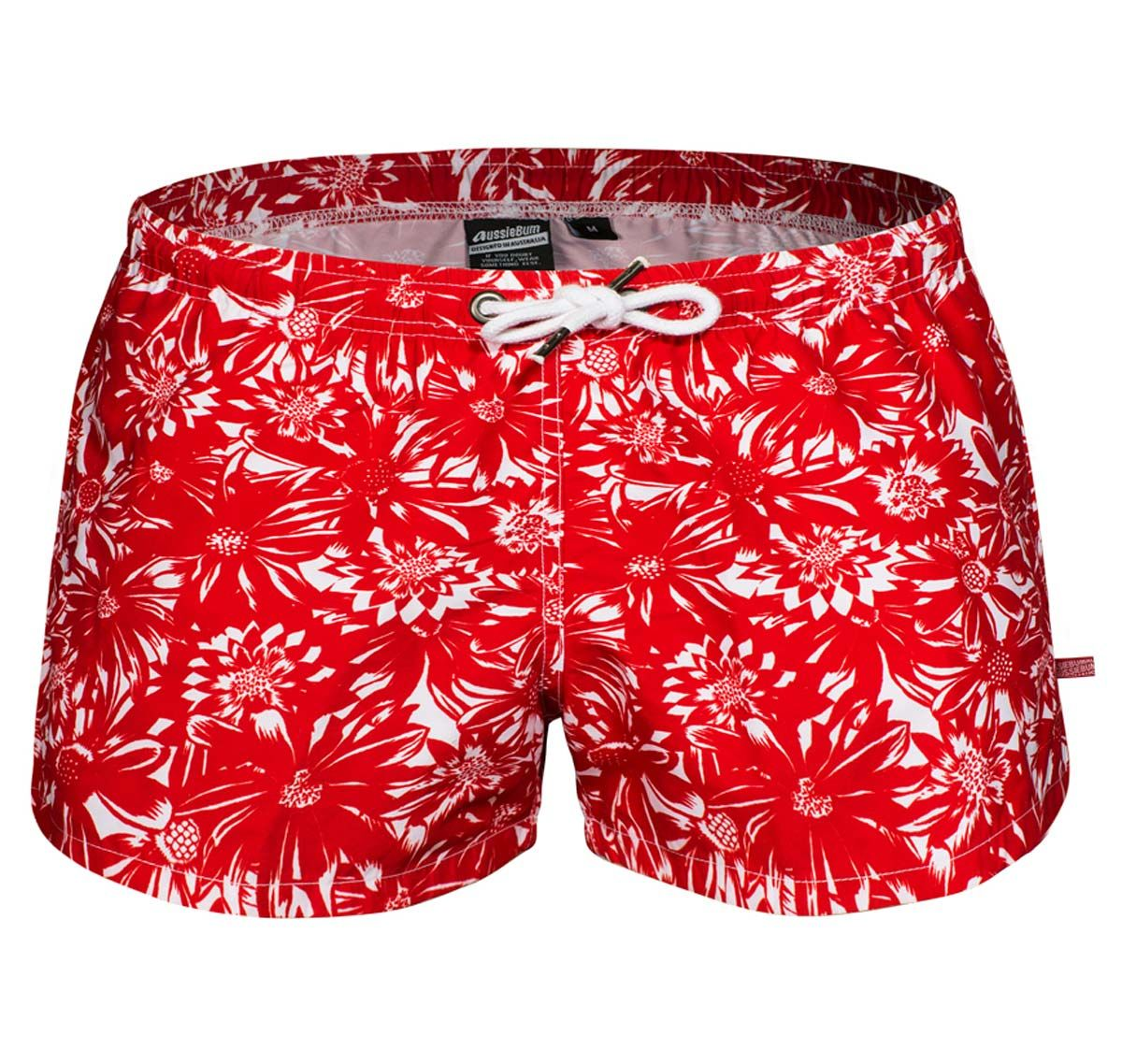 aussieBum Pantaloncini BLOOM, rosso