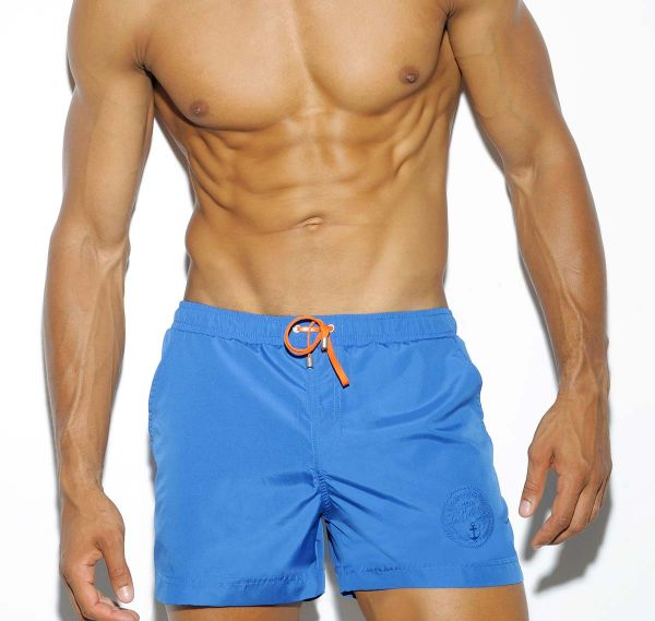 ES Collection Badeshorts BASIC SWIM SHORT 1721, royal blau