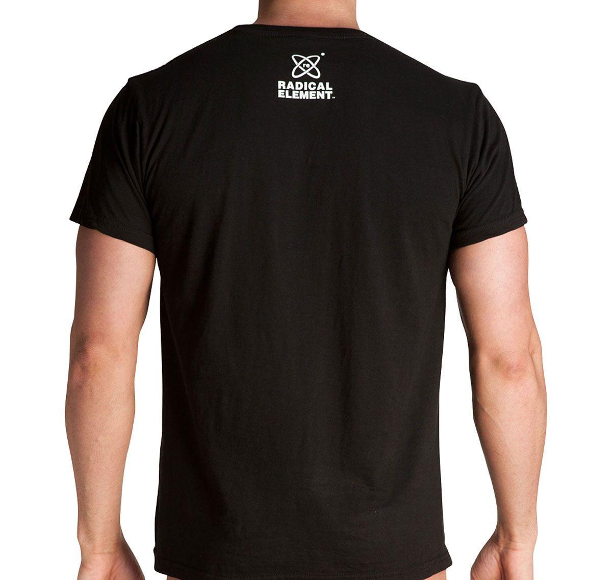 Radical Element T-Shirt AMMO, schwarz
