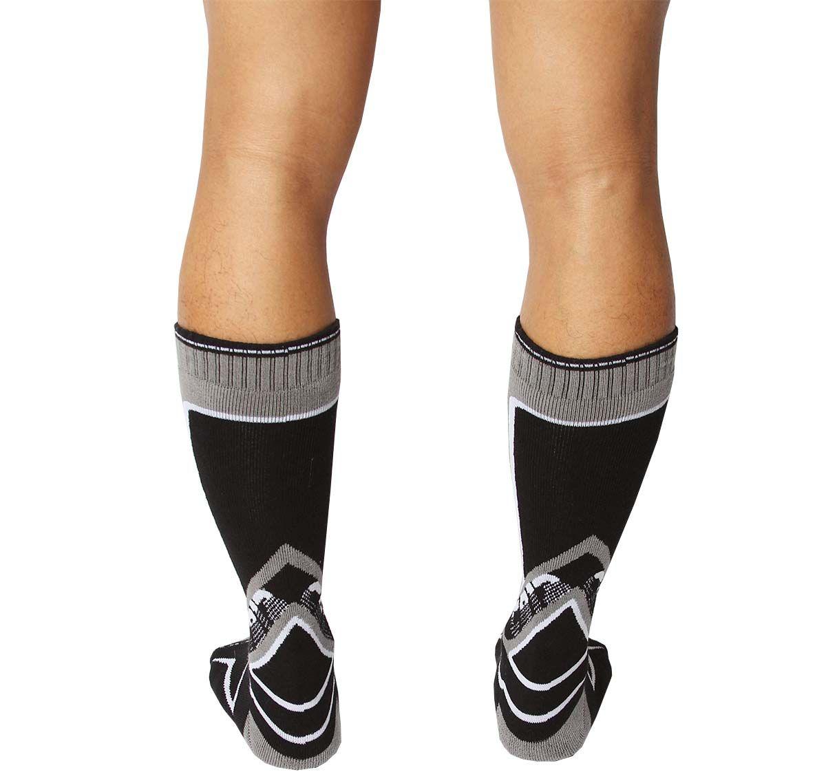 Cellblock 13 Sports socks KENNEL CLUB Mid-Calf SOCK, grey