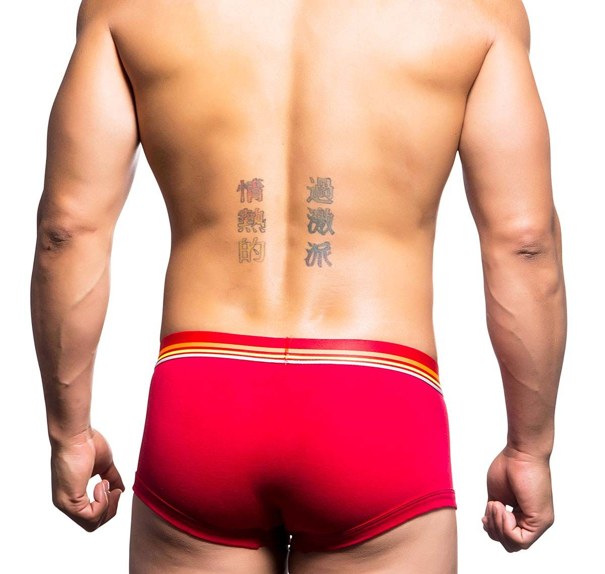 Andrew Christian Boxershorts CALIFORNIA BOXER 90212, rot