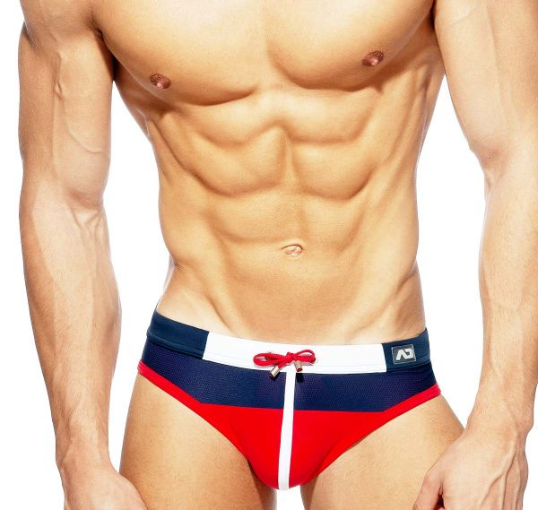 Addicted Push Up Swim Brief SPIKE SWIM BRIEF ADS230, navy blue