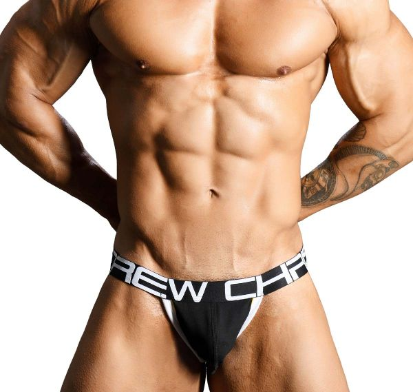 Andrew Christian Jockstrap SHOW-IT RETRO POP JOCK 91155, schwarz