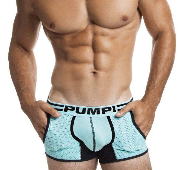 Pump! Boxershorts AGUA MARINA JOGGER 11063, aqua
