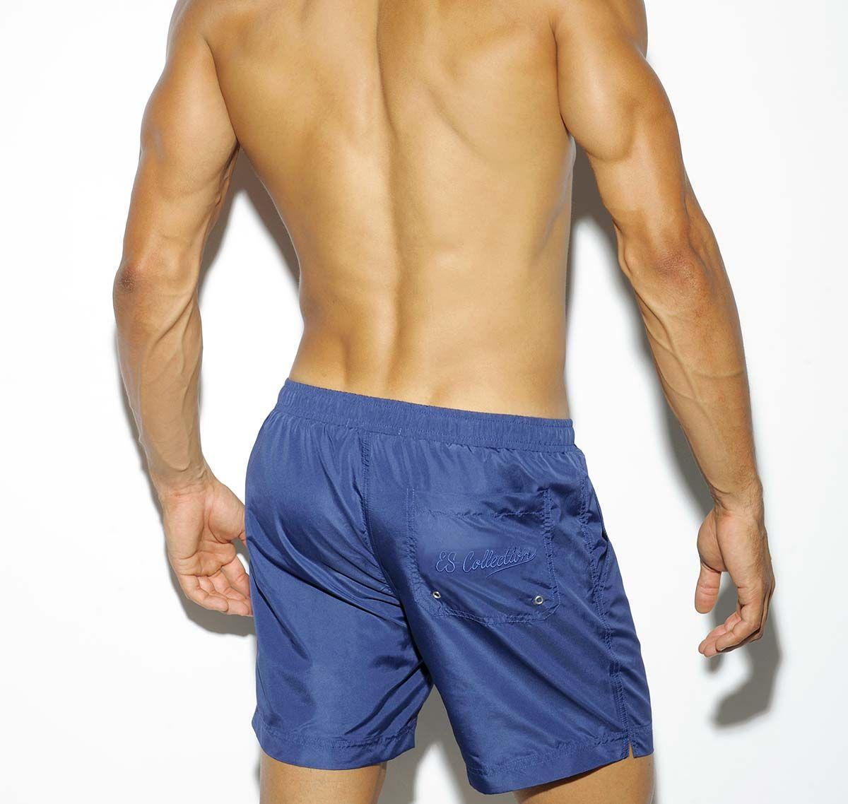 ES Collection Badeshorts BASIC SWIM SHORT 1721, navy blau