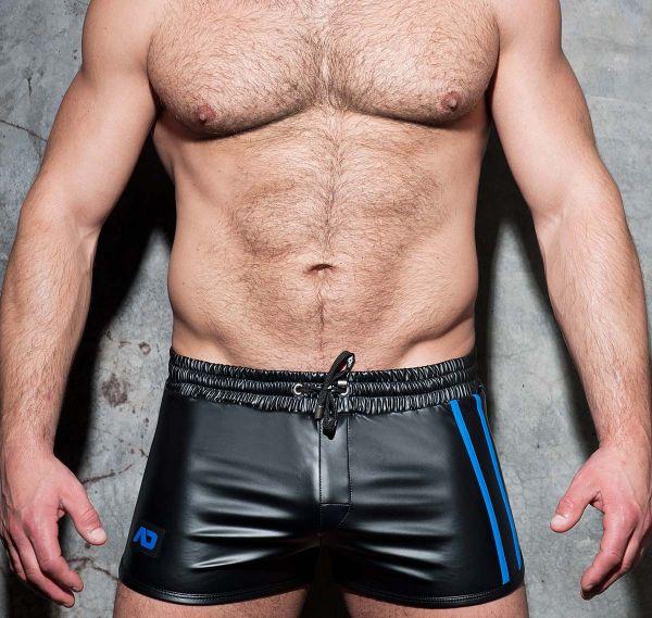 AD FETISH Shorts DOUBLE STRIPE ROCKY ADF115, royalblau