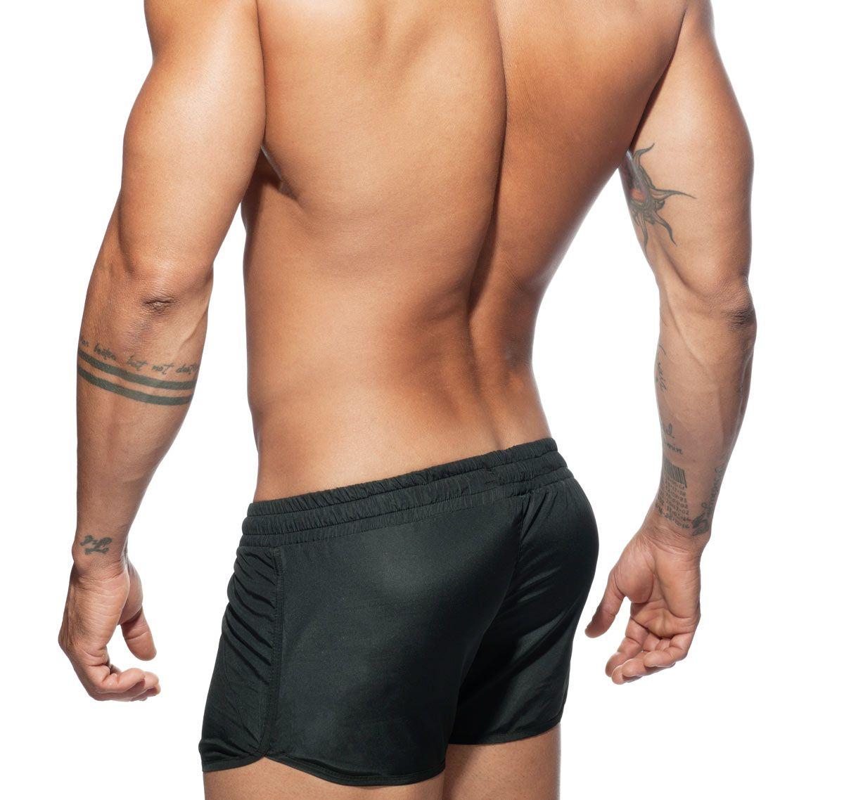 Addicted kurze Sporthose ADDICTED ROCKY AD632, schwarz