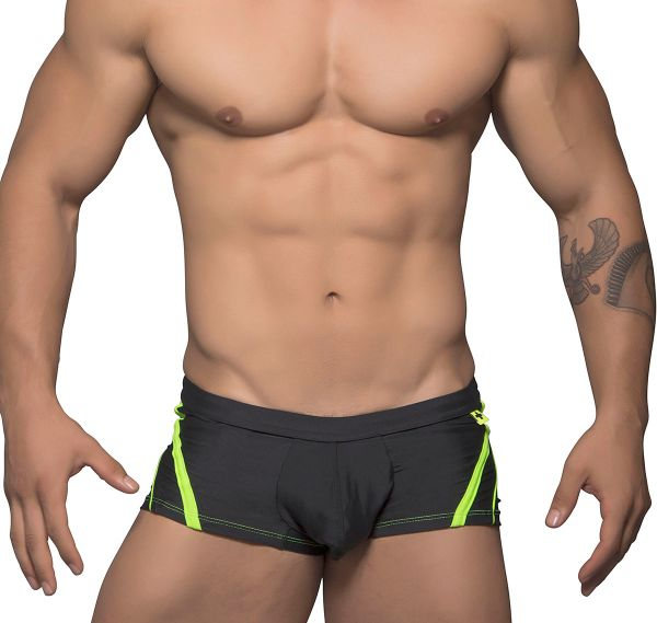 Andrew Christian IMPULSE TRUNK 7425 with Show-It, schwarz