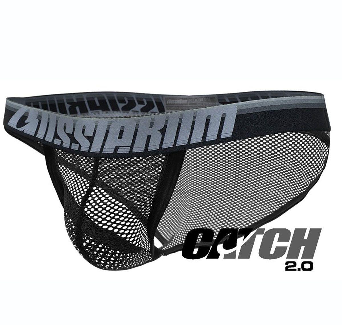 aussieBum Bikini Slip CATCH 2.0 Bikini, negro