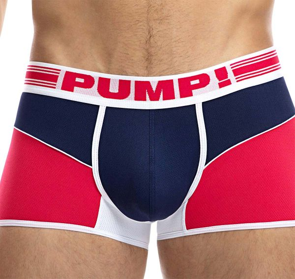 PUMP! Boxershorts ACADEMY FREE-FIT BOXER 11074, navy