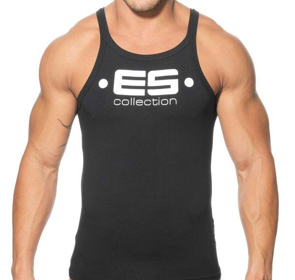 ES Collection TANK TOP 554, schwarz