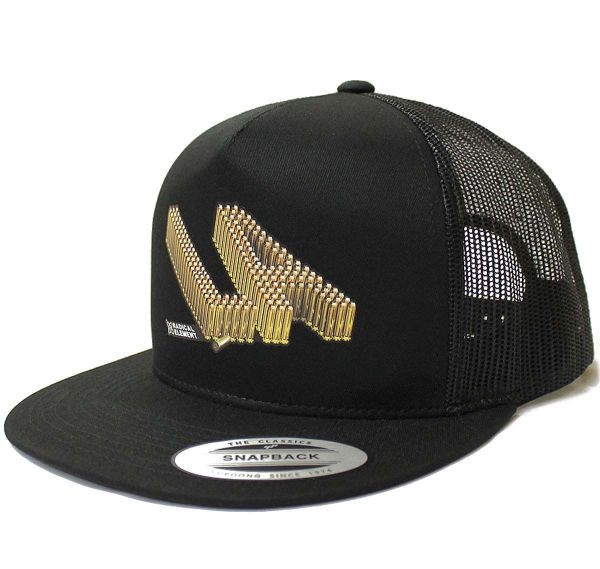 Radical Element LA BULLETS Snapback CAP, schwarz