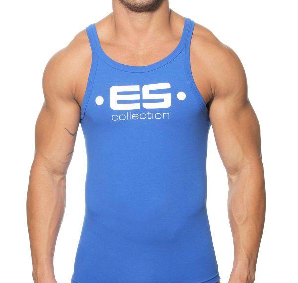 ES Collection TANK TOP 554, royalblau