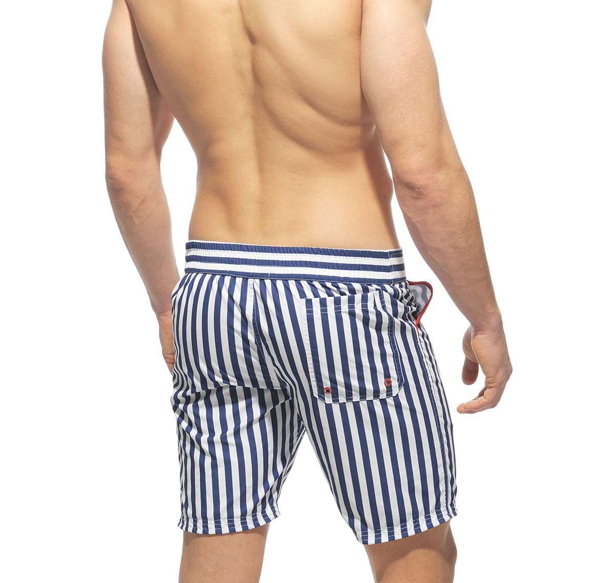 ES Collection VENICE MID-TINGH SWIM SHORT 1439, navy