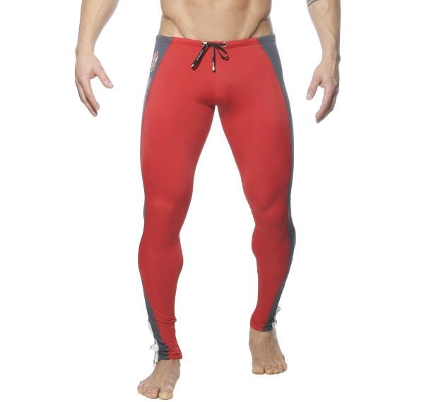 ES Collection Laufhose RUNNING PANTS SP043, rot