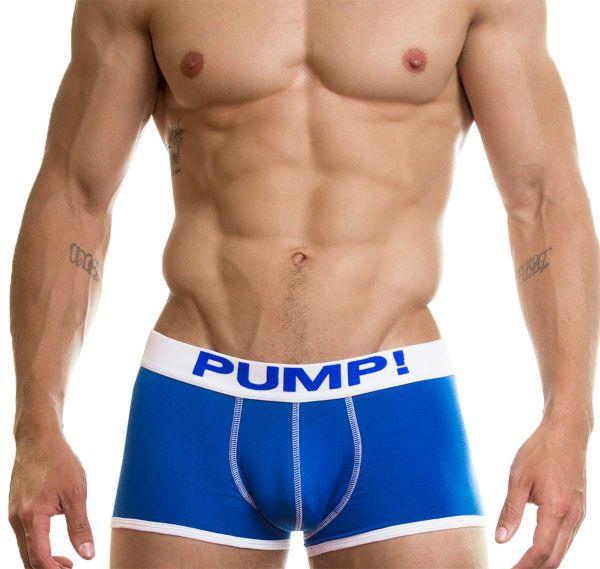 Pump! Boxershorts NEON FUEL 11002-02, royalblau