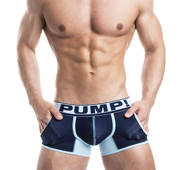 Pump! Boxershorts BLUE STEEL JOGGER 11050, navy