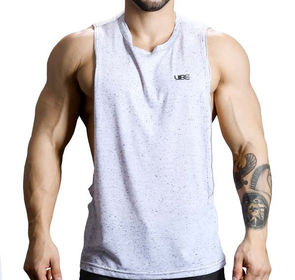 Andrew Christian Tank Top VIBE CLASSIC GYM TANK 2745, white