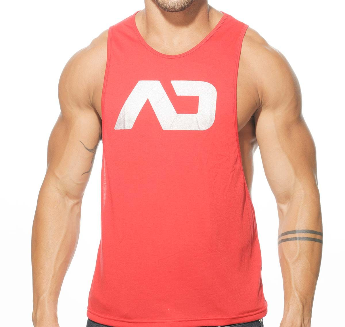 Addicted Tank Top AD LOW RIDER AD043, rot