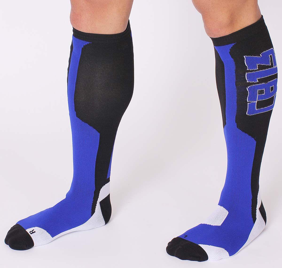 Cellblock 13 Calcetines deportivos ARSENAL KNEE HIGH SOCK, azul