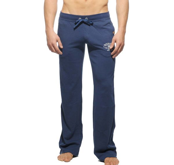 ES Collection DETAILED POCKET PANT SP074, navyblau