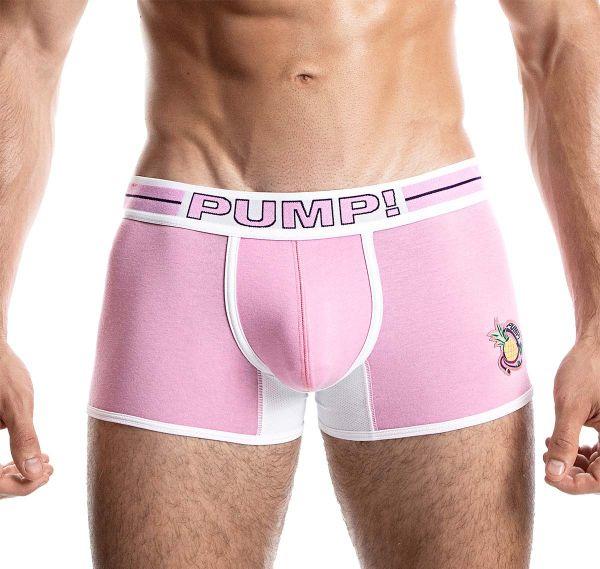 PUMP! Boxershorts PINK SPACE CANDY BOXER 11082, pink