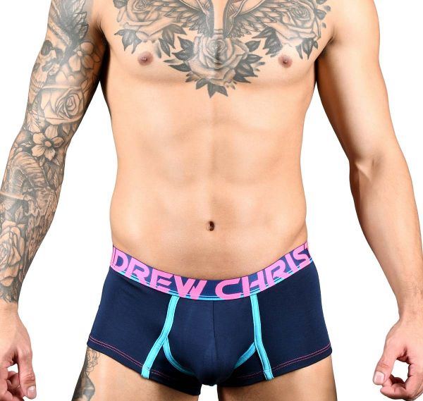 Andrew Christian Boxershorts COOLFLEX MODAL BOXER w/ Show-It 91574, navy