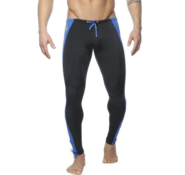 ES Collection Laufhose RUNNING PANTS SP043, schwarz