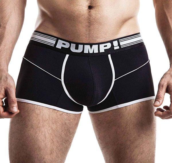 Pump! Boxershorts FREE FIT BOXER 11070, schwarz