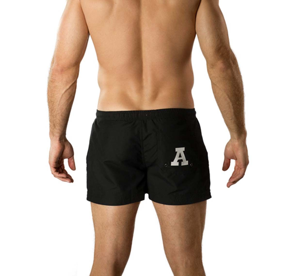 aussieBum Shorts de bain KINGSWOOD, noir